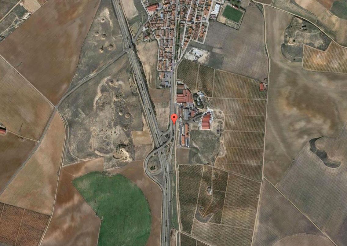 Palacio de Bornos - Localización y contacto