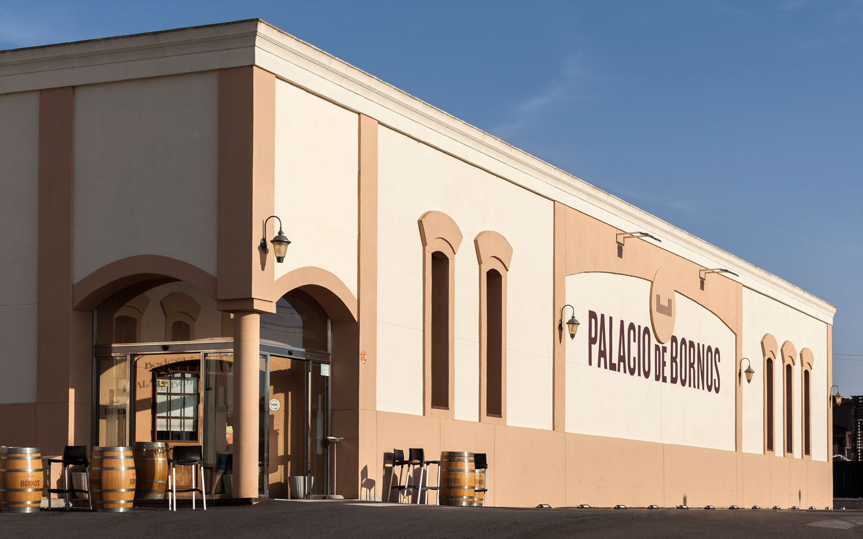 Palacio de Bornos - D.O. Rueda - La Bodega